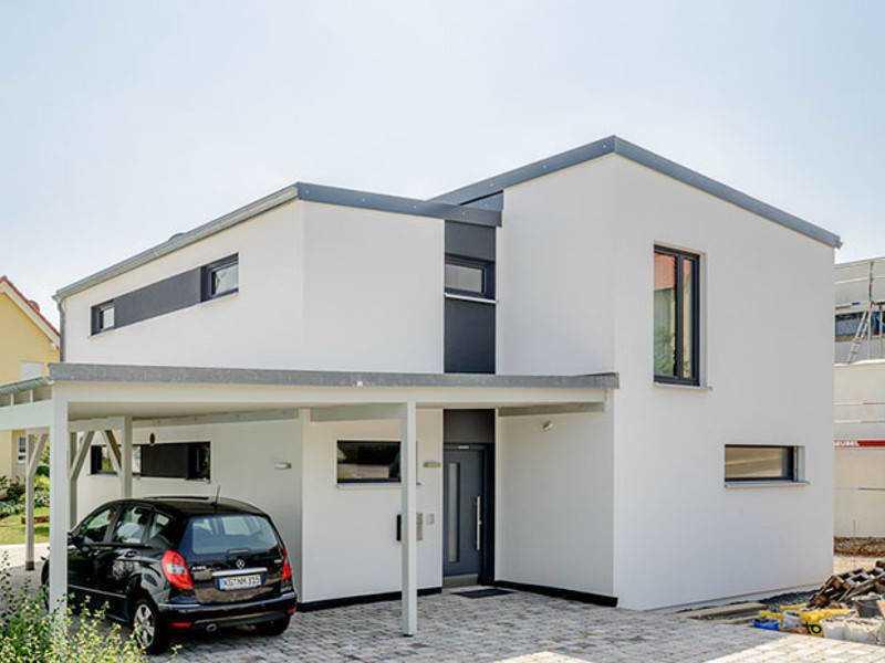 ALBERT Haus Allgäu - Bauhaus
