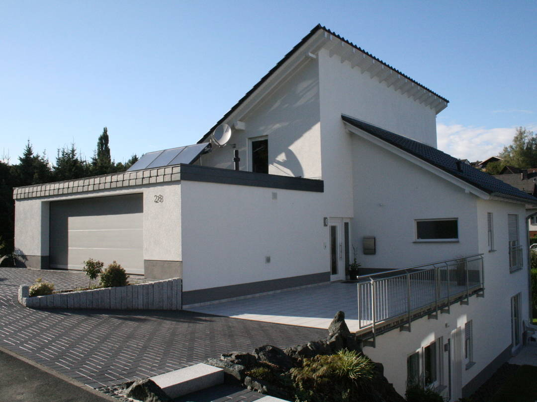 Zeifamilienhaus-Innen-MK-BauConcepte