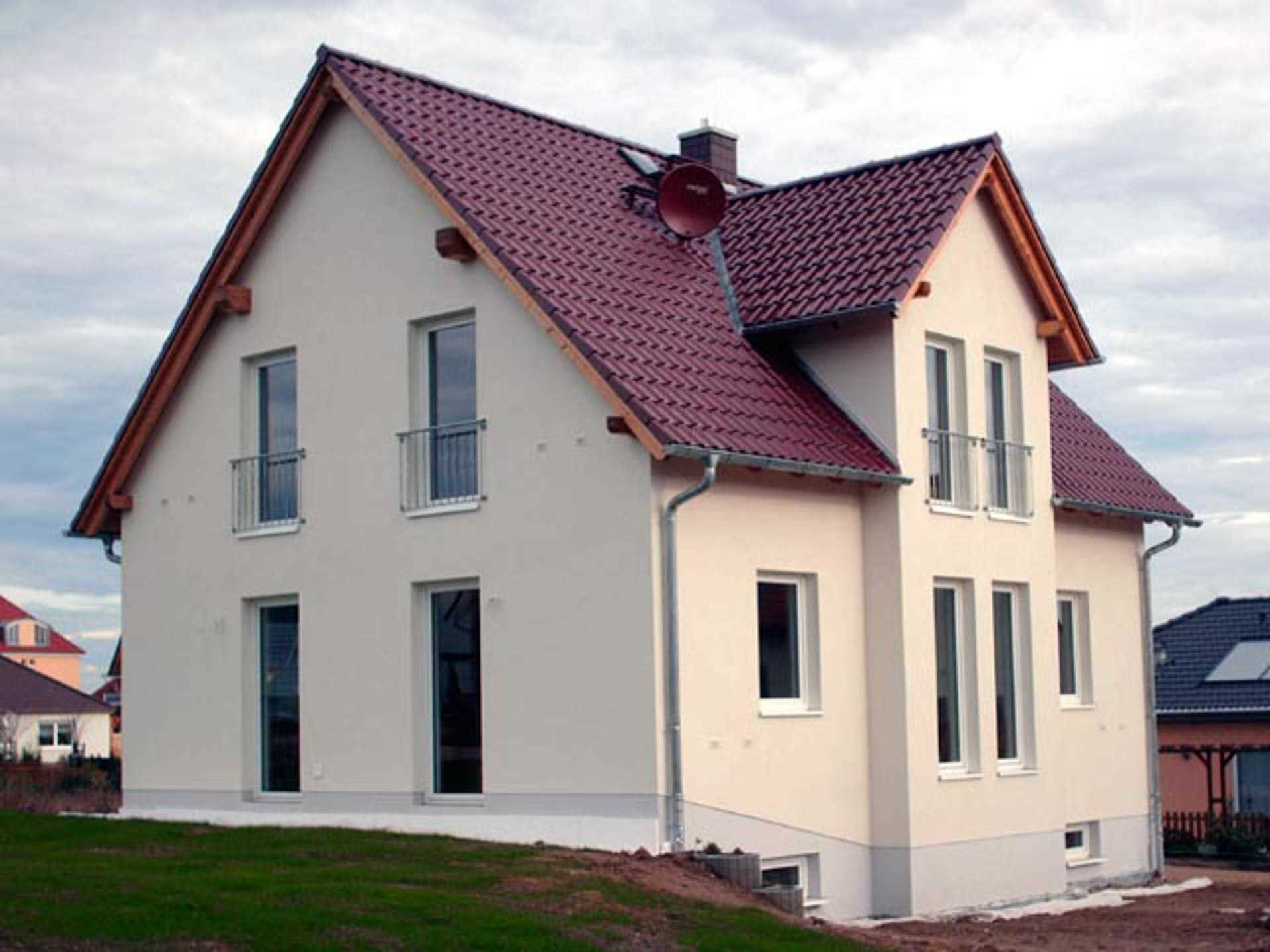 Haus Sandra von Massivhaus Riesa