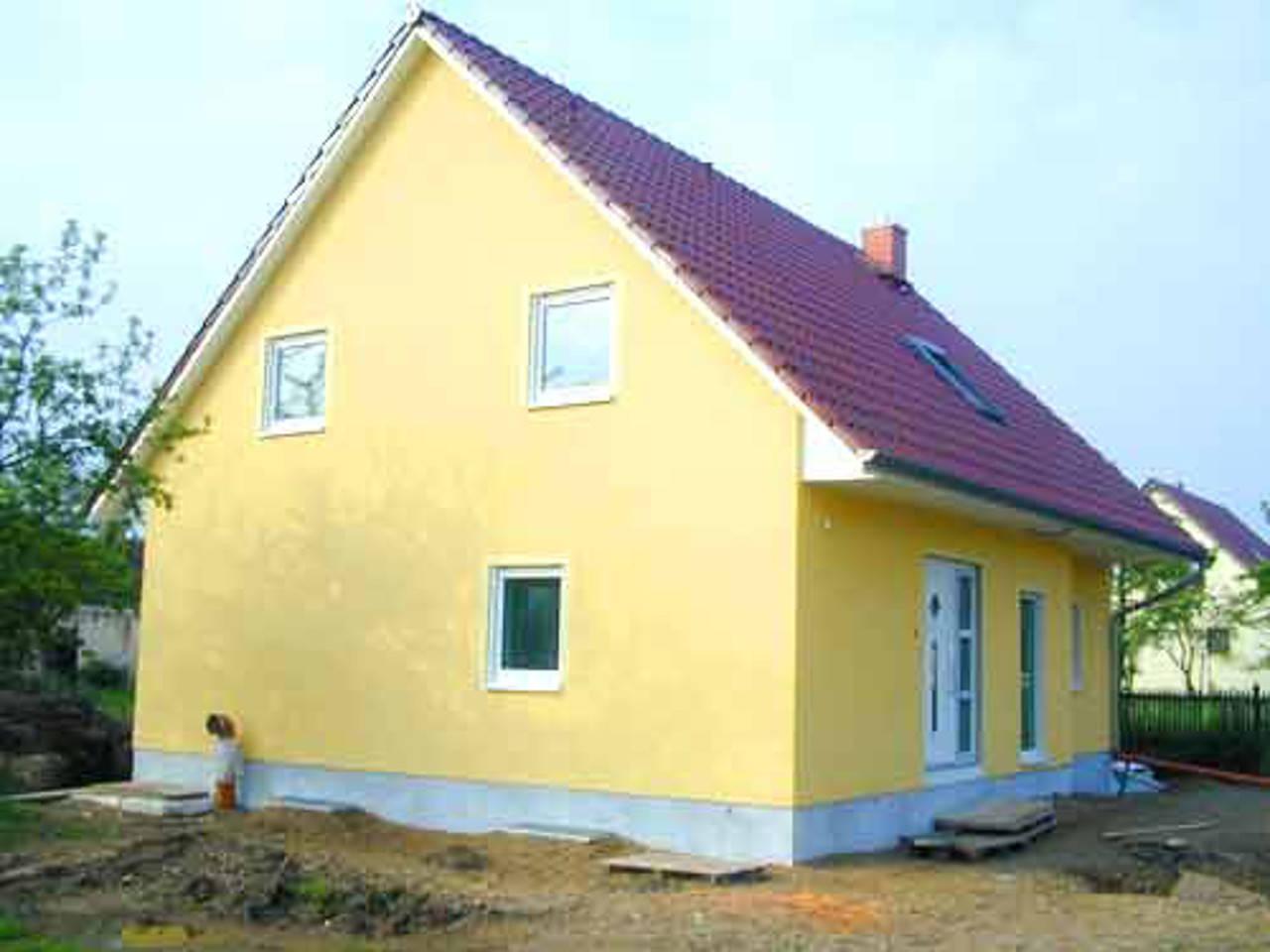 Haus Tischer von Massivhaus Riesa