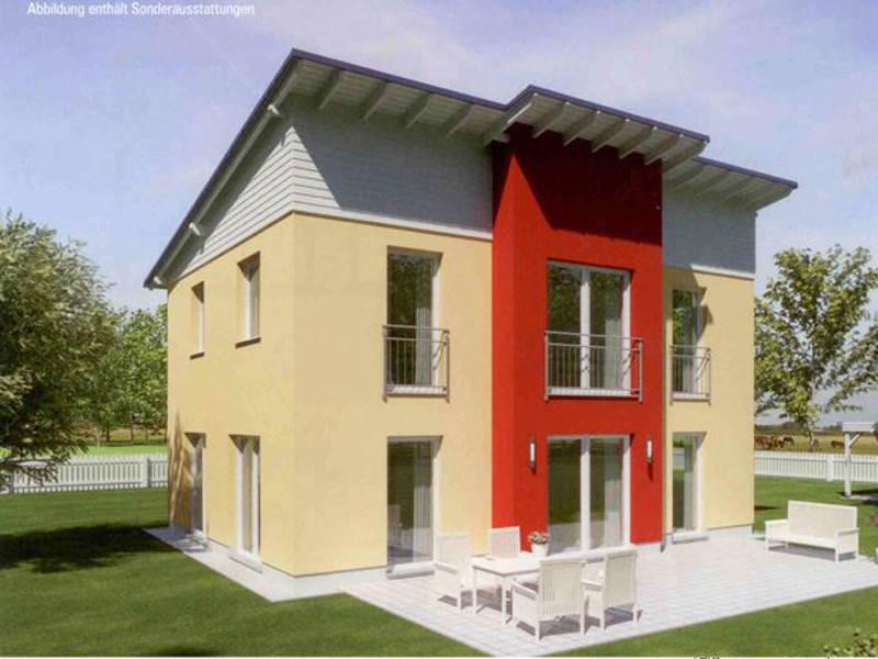 Haus La Gomera von Henschke Ziegelhaus