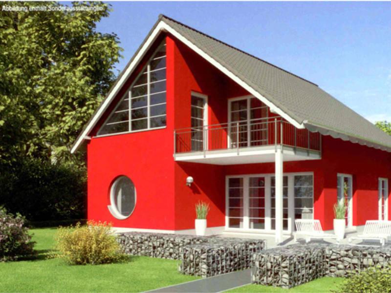 Haus La Palma von Henschke Ziegelhaus