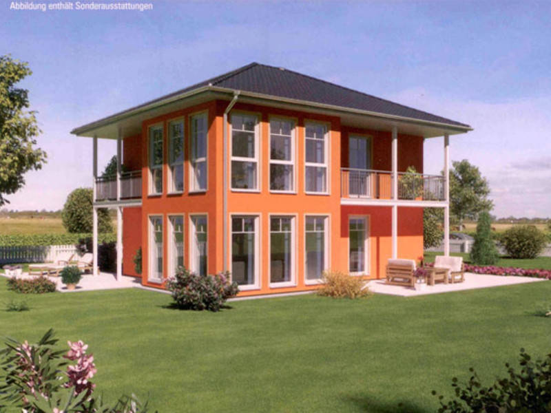 Haus Teneriffa von Henschke Ziegelhaus