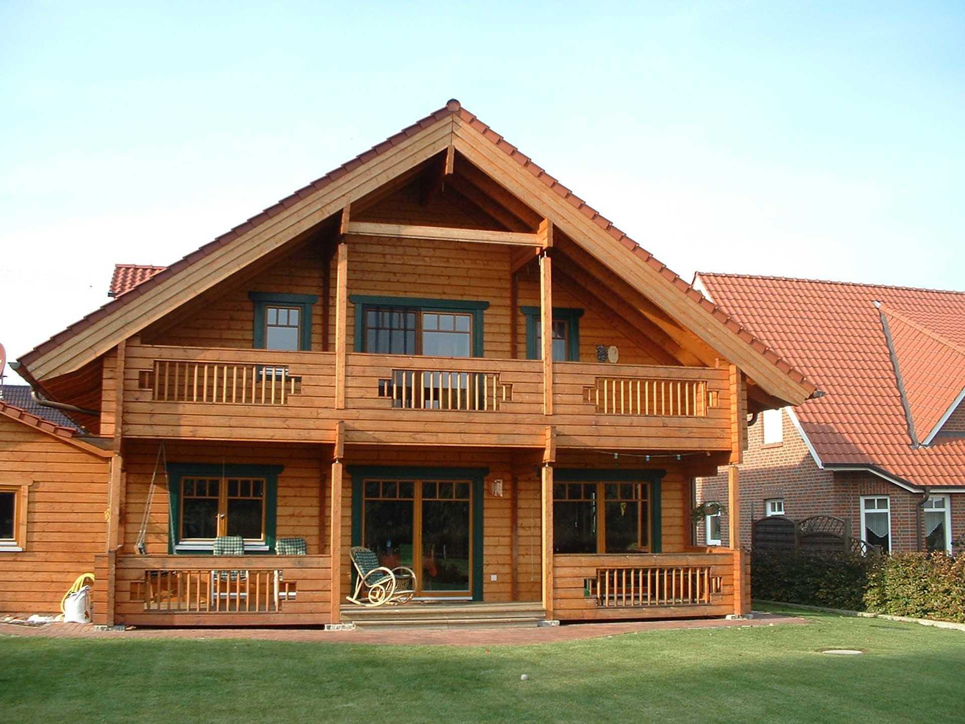 Haus Van Aersen von Nordic-Haus