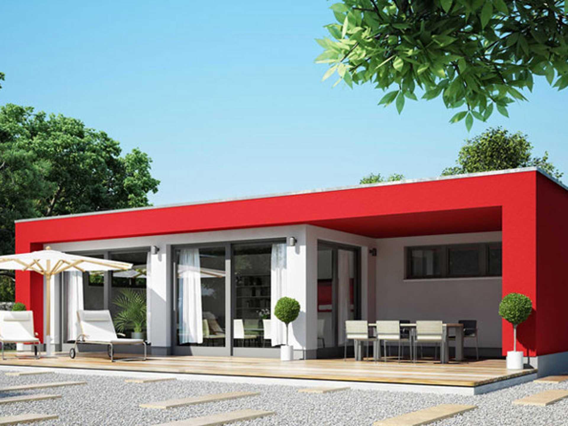Haustyp VELUM-FD500 von MW - Hausvertrieb
