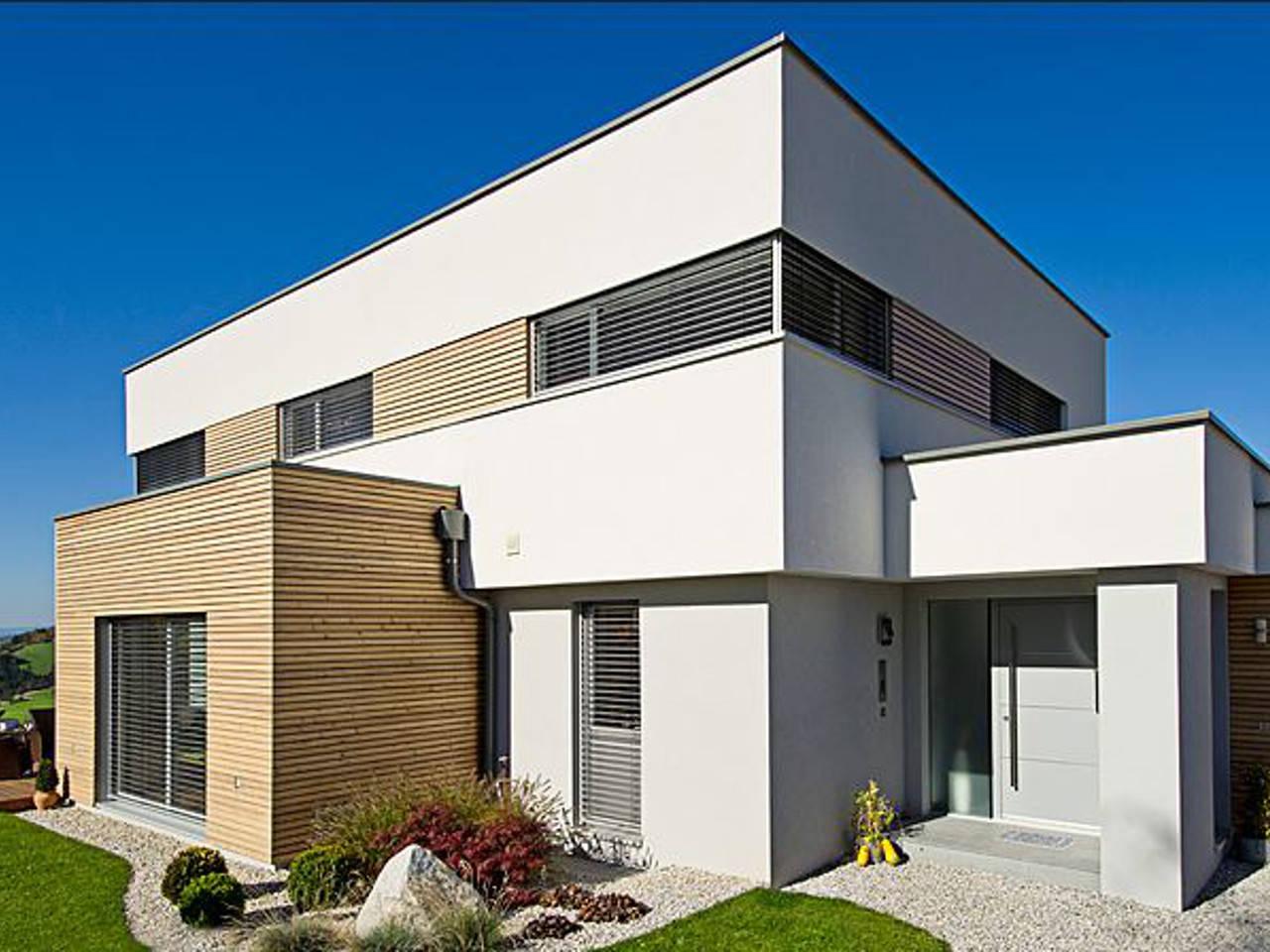 Beispielhaus 3 Wimberger Bau