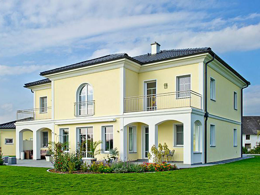Beispielhaus 2 Wimberger Bau