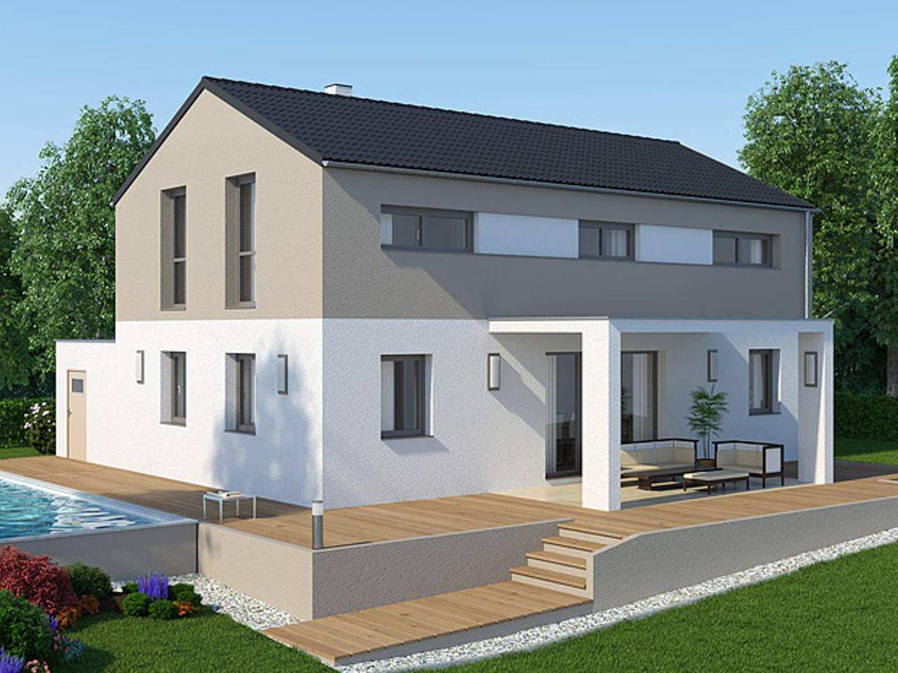 Beispielhaus 4 von Wimberger Bau  GesmbH
