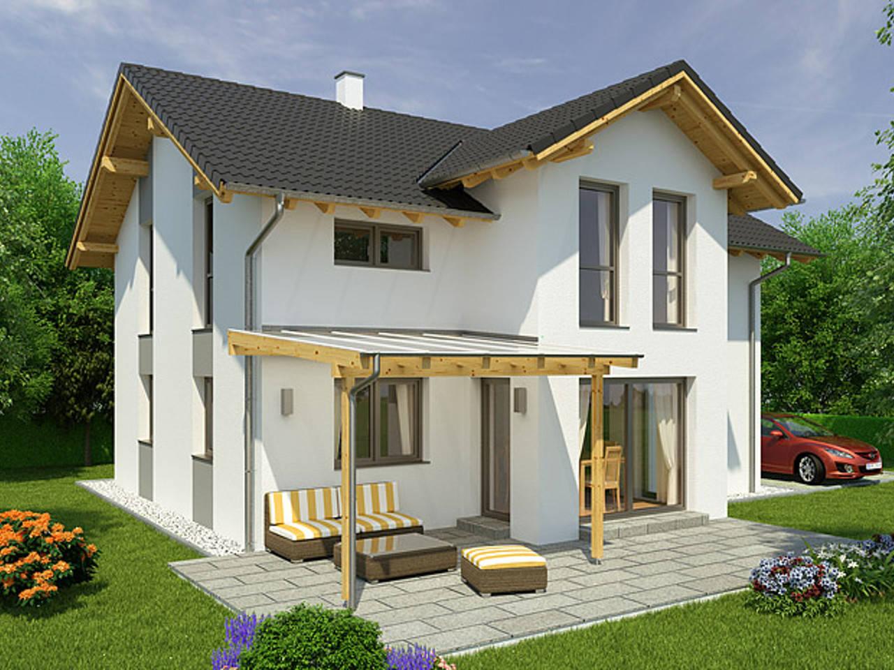 Beispielhaus 5 von Wimberger Bau  GesmbH