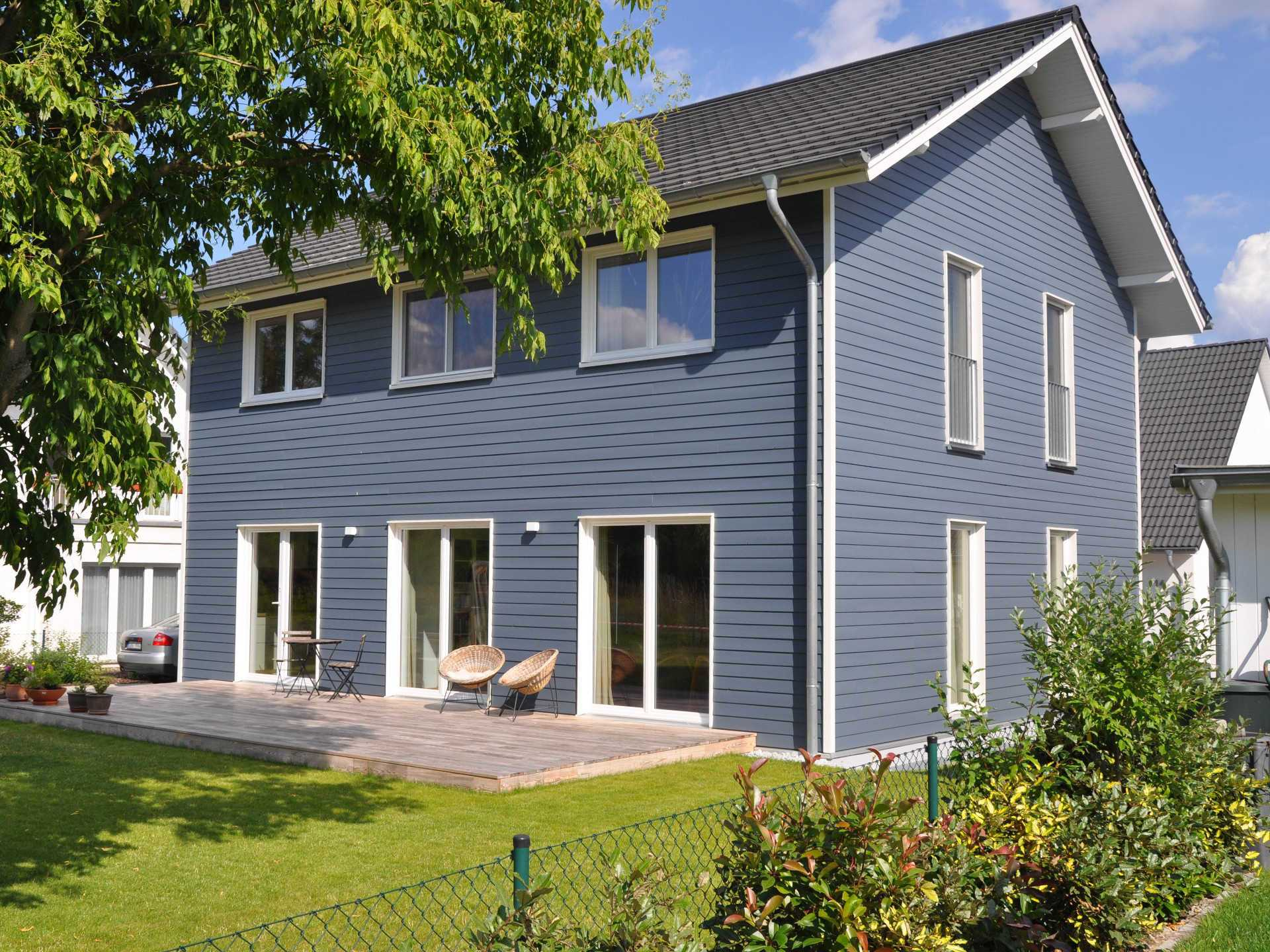Hausbeispiele einfamilienhaus  Fjorborg Häuser - Alle Häuser & Preise