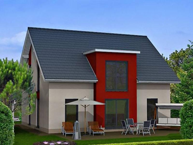 Aussenansicht Beispielhaus Mare Lotse 139
