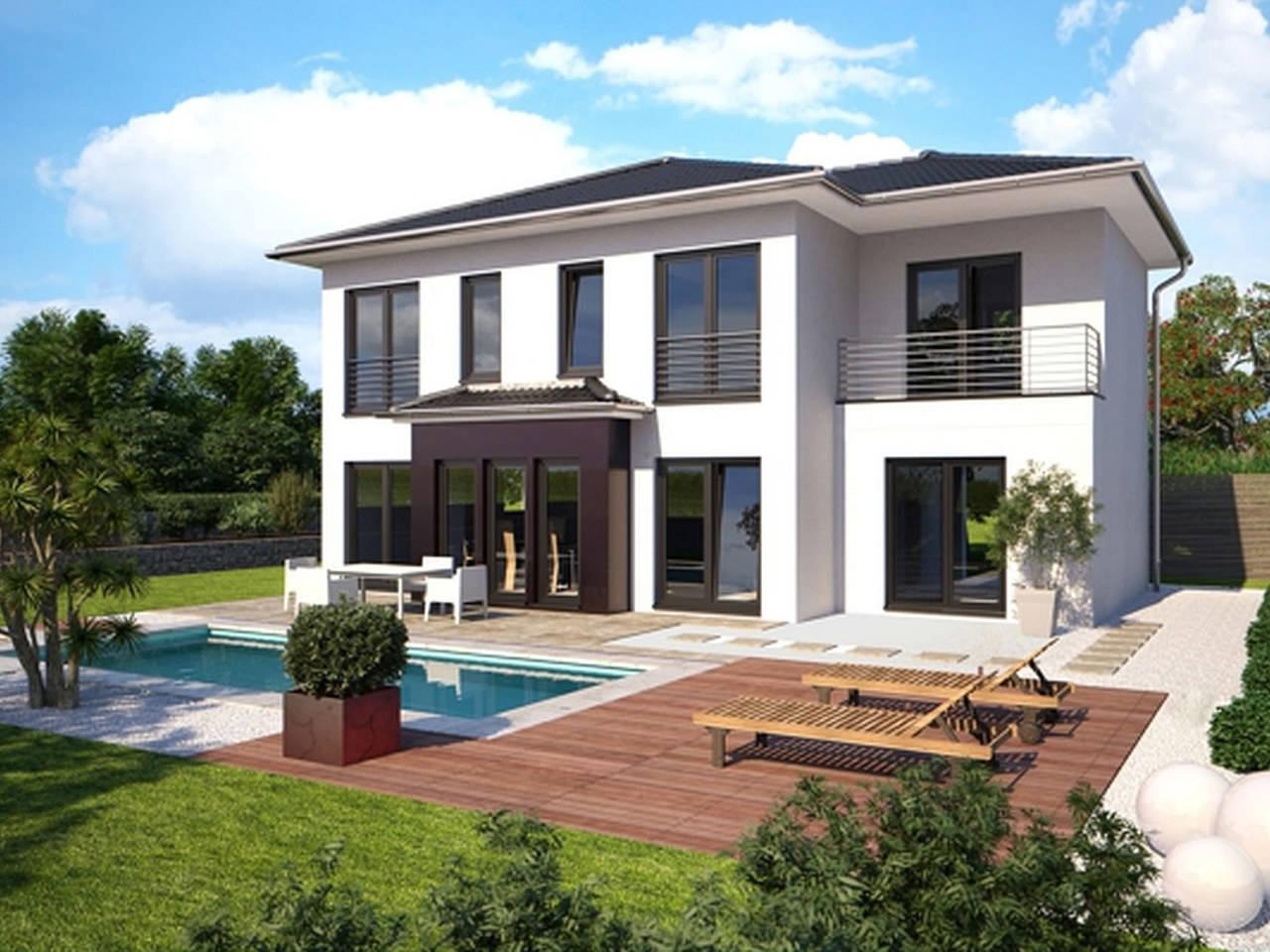 Typ Stadthaus von Energiesparhaus+ Projekt