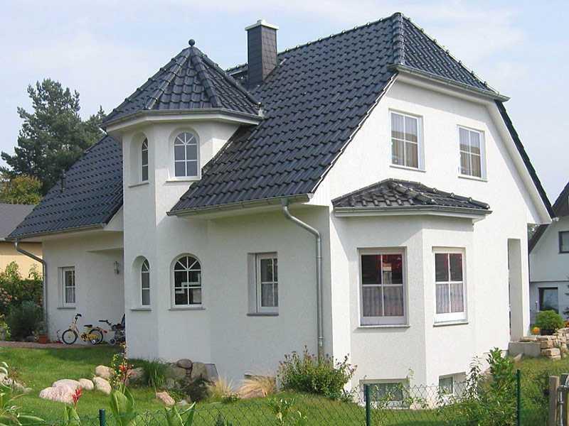 Einfamilienhaus White Pearl 1 von domoplan massivhaus