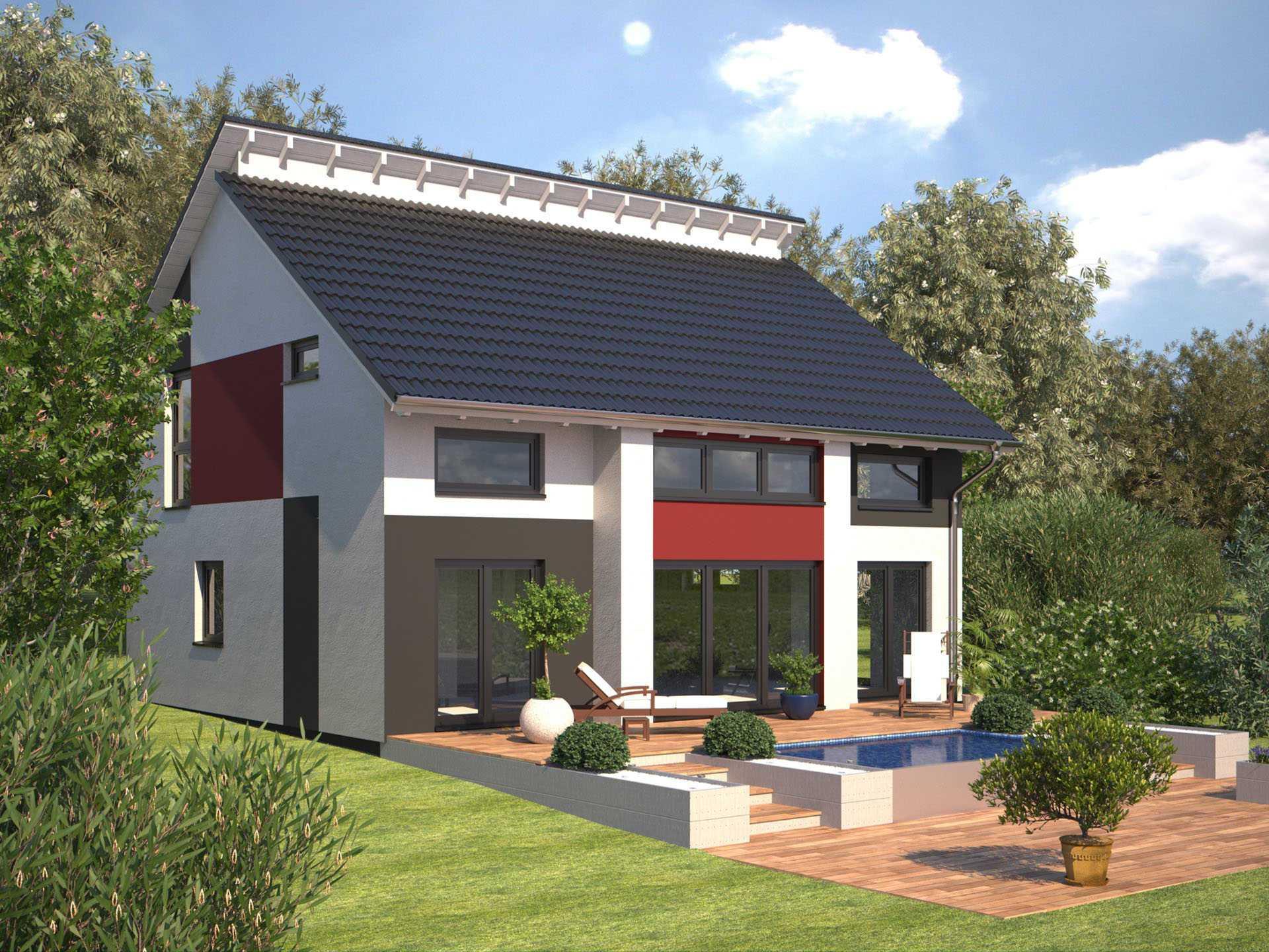 Einfamilienhaus Esprit 155 Bärenhaus
