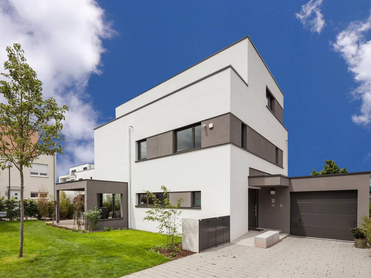 Einfamilienhaus von Holzbau-Kühlborn