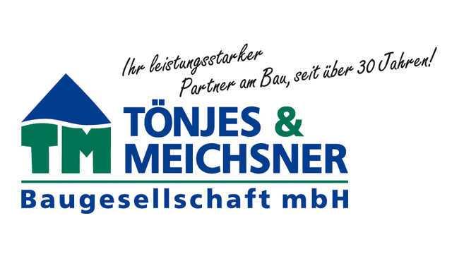 Logo Tönjes & Meichsner Baugesellschaft