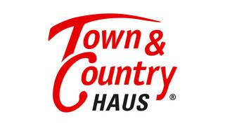 Logo HAPPY HAUS BAU - Town & Country Partner