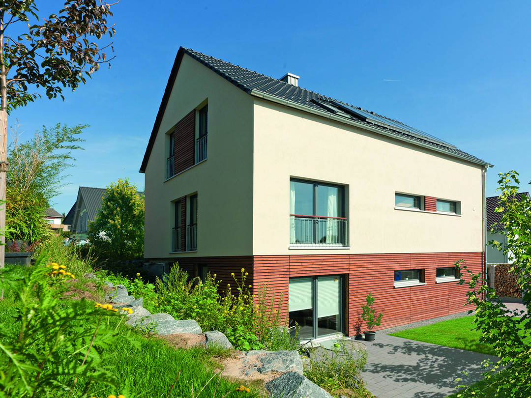 Zimmermann Haus Musterhaus Edition 140