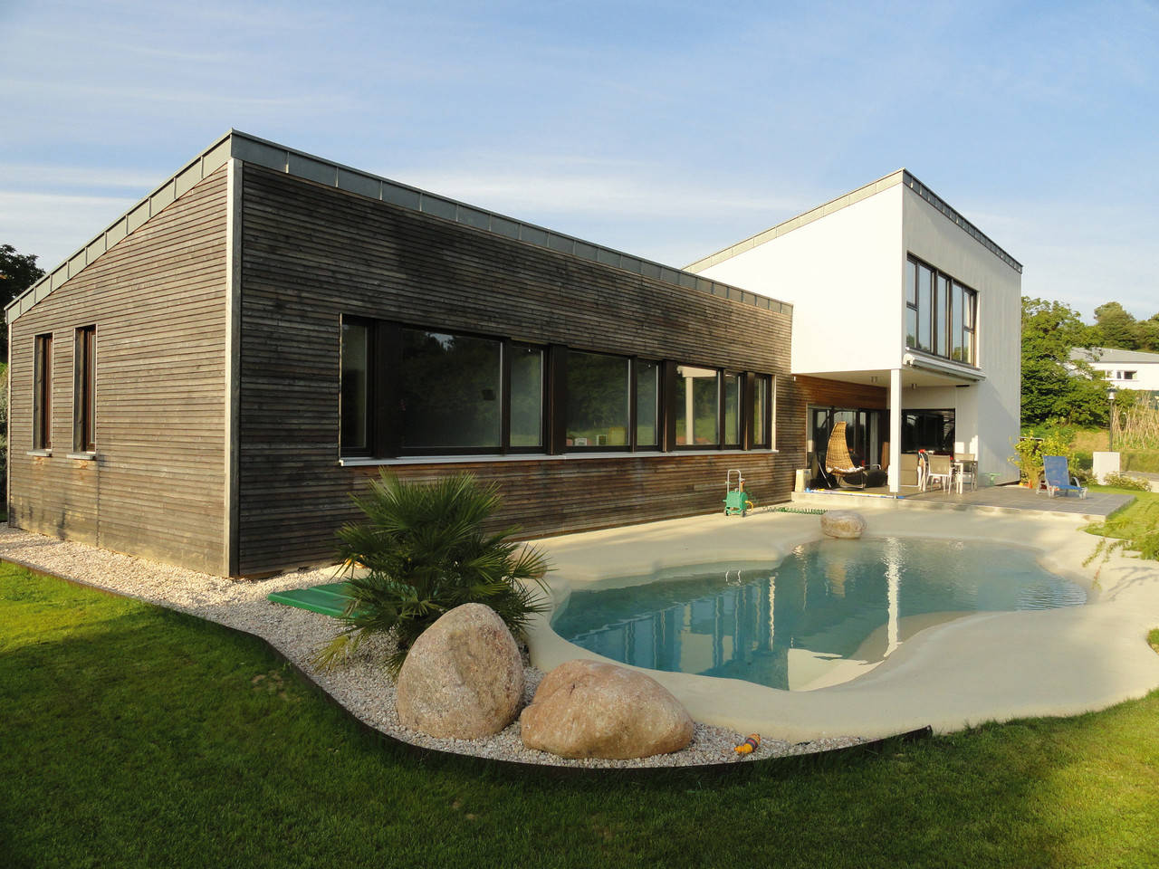 Zimmermann Haus Musterhaus Edition 203