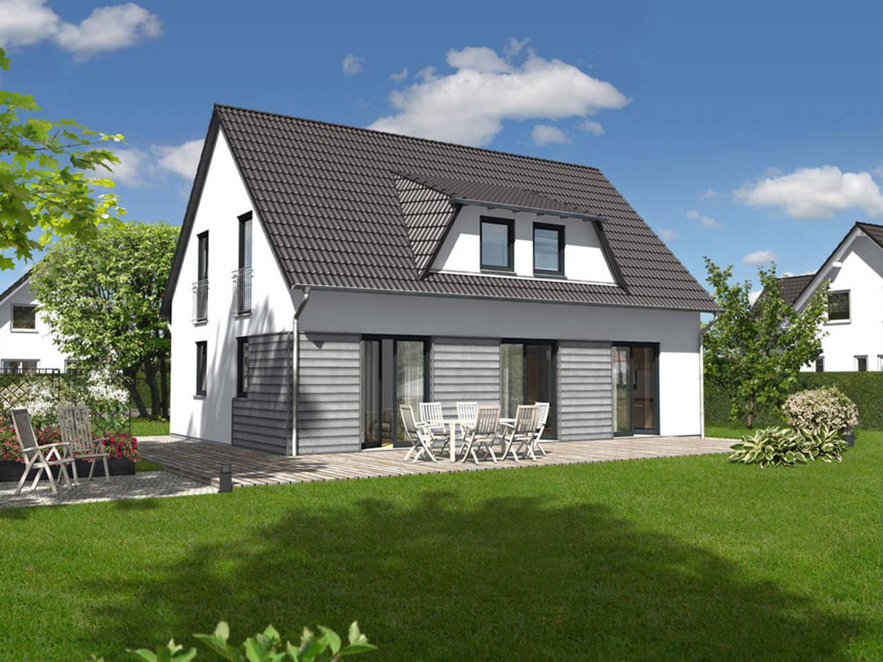 Landhaus 142 Elegance von Nico Jacobs Eigenheimbau - Town & Country Partner