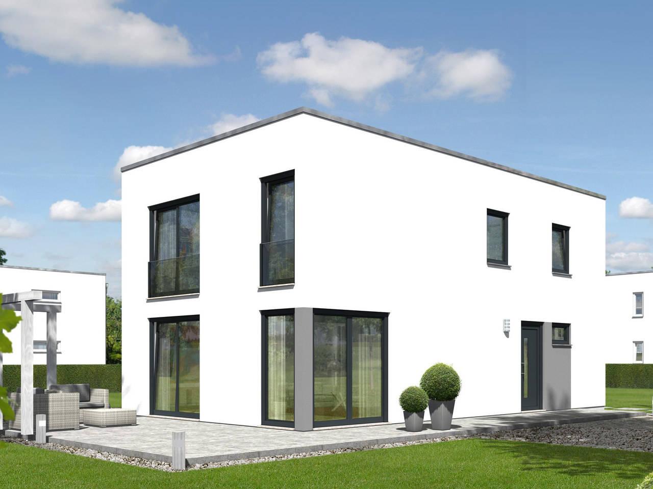 Haus City 136 von Krynos Bauen und Leben
