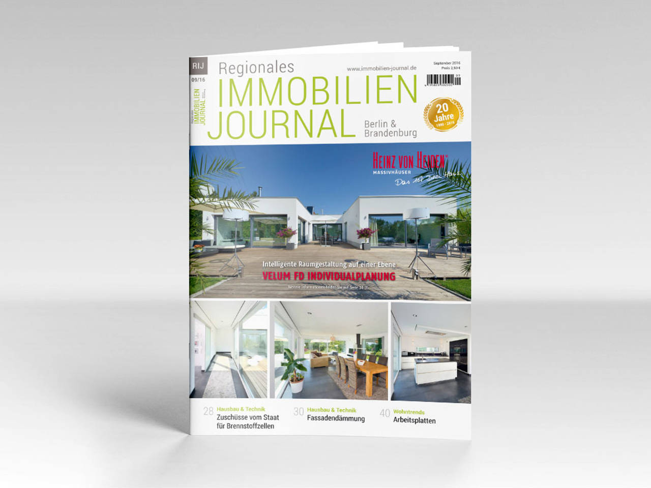 Regionales Immobilien Journal Berlin und Brandenburg