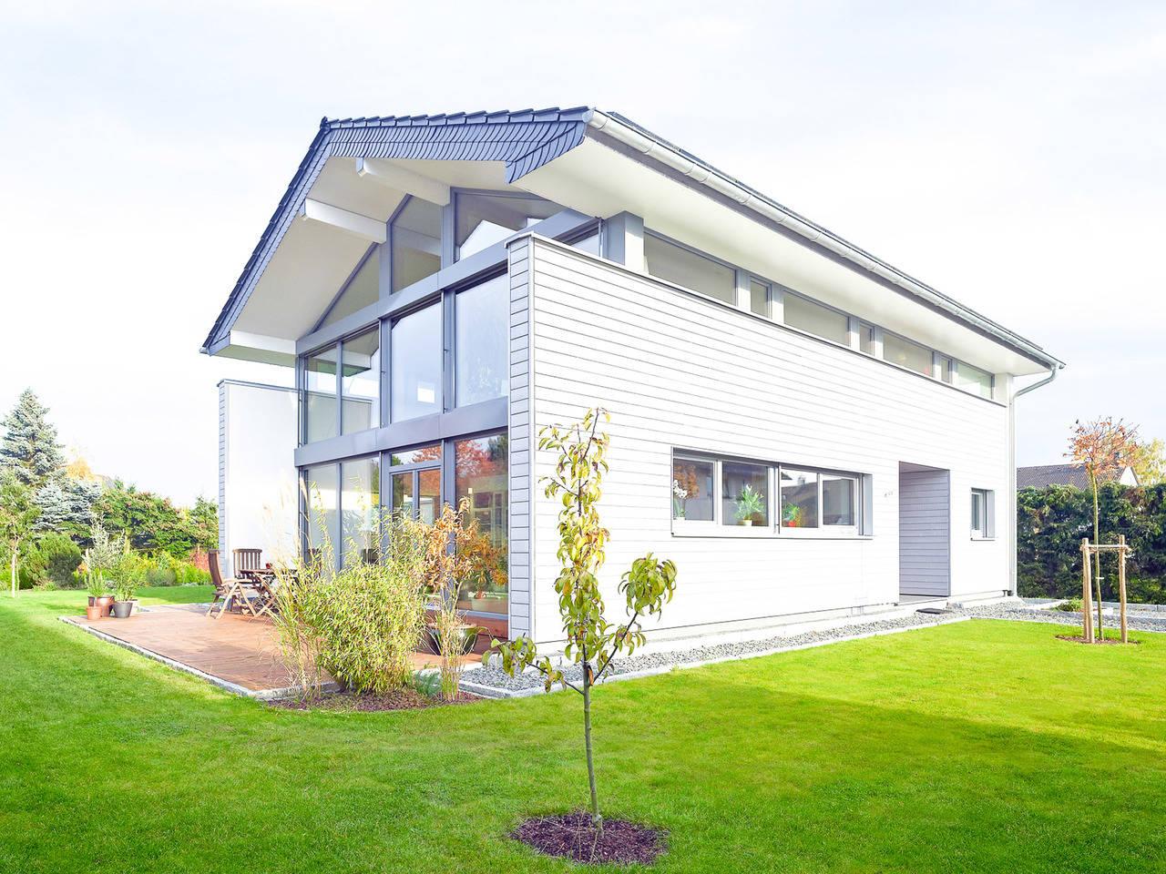 Beispielhaus 2 von Holzbau Becker & Sohn