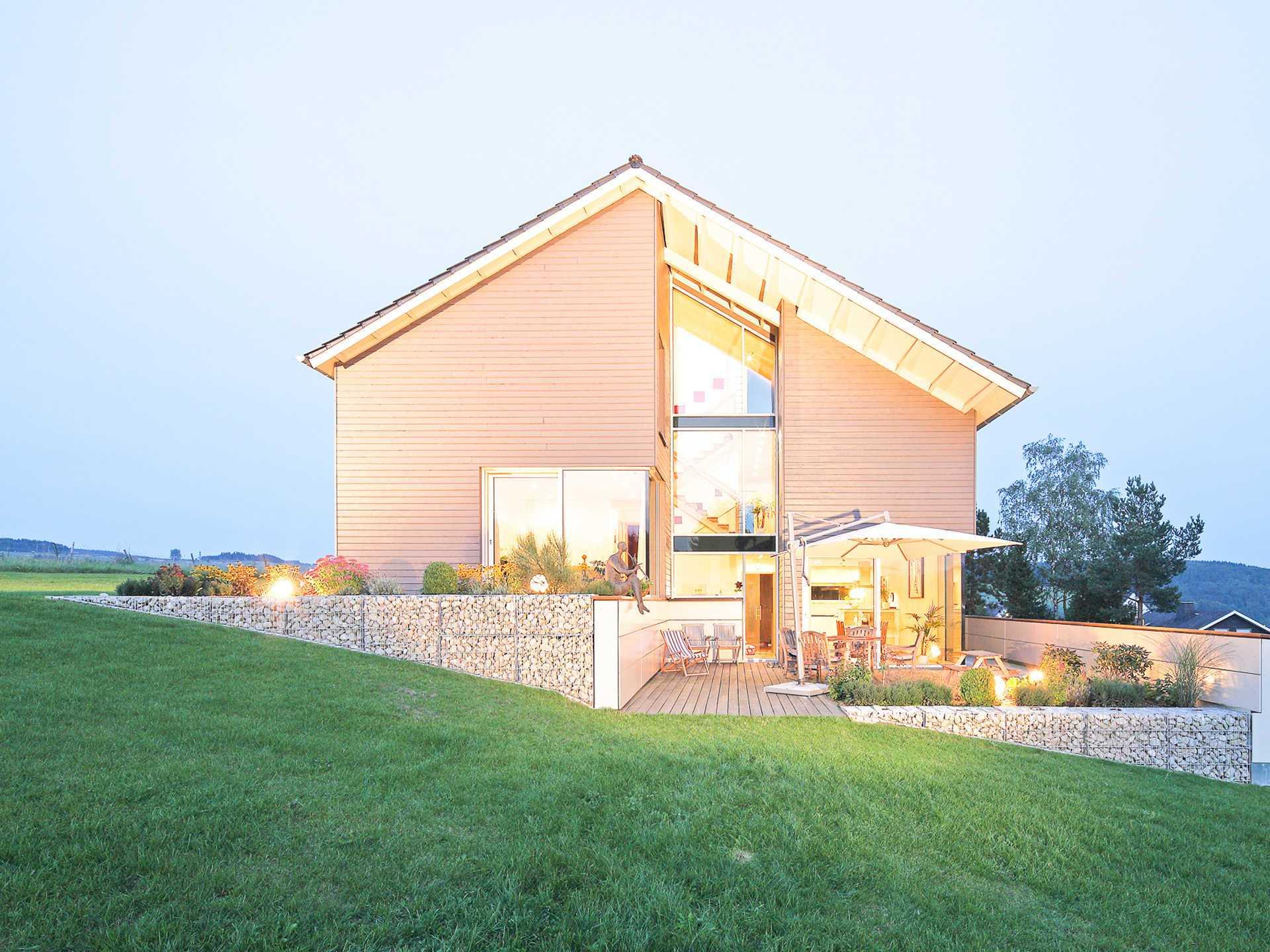 Beispielhaus 4 von Holzbau Becker & Sohn