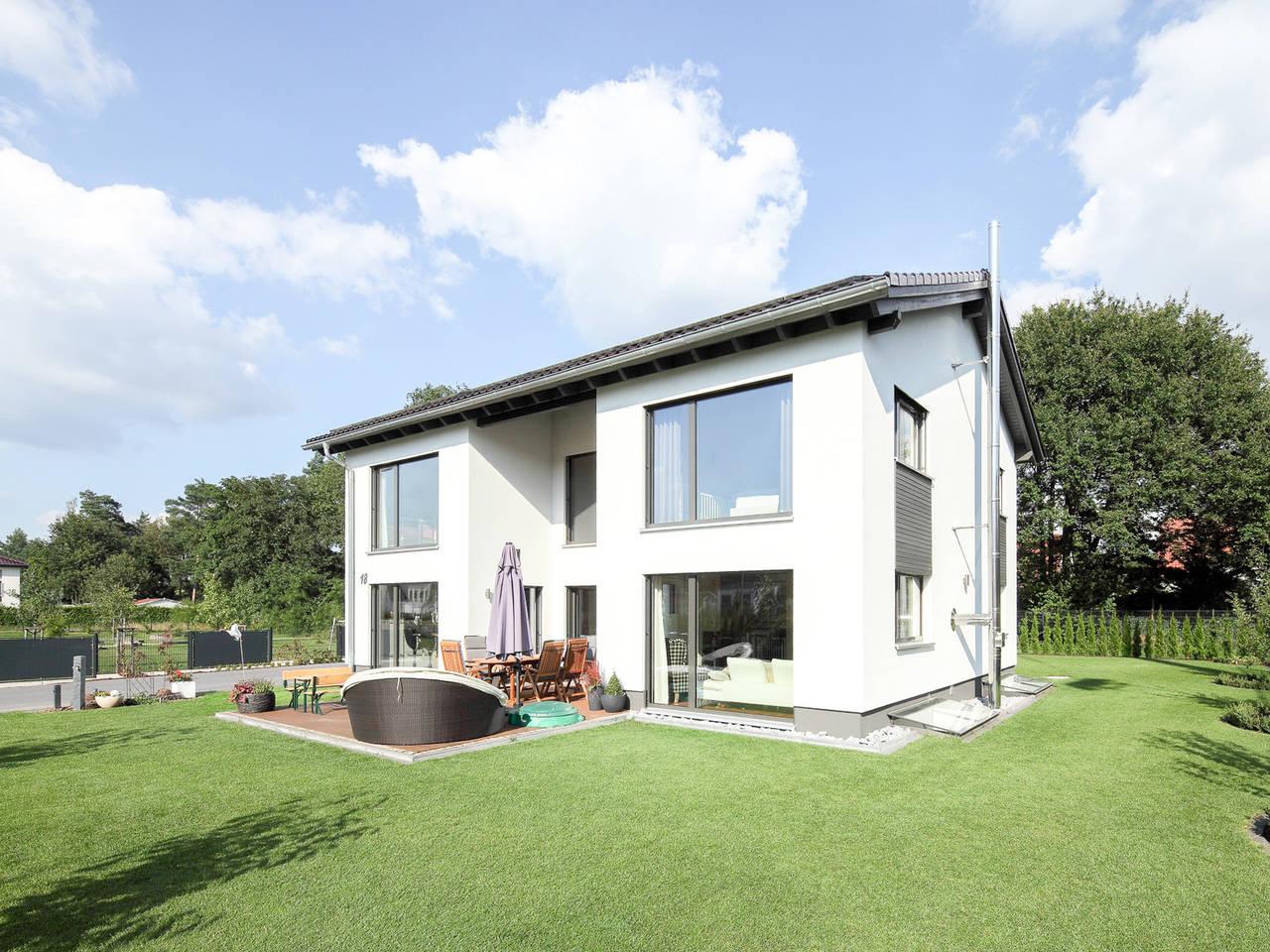 Beispielhaus 5 von Holzbau Becker & Sohn
