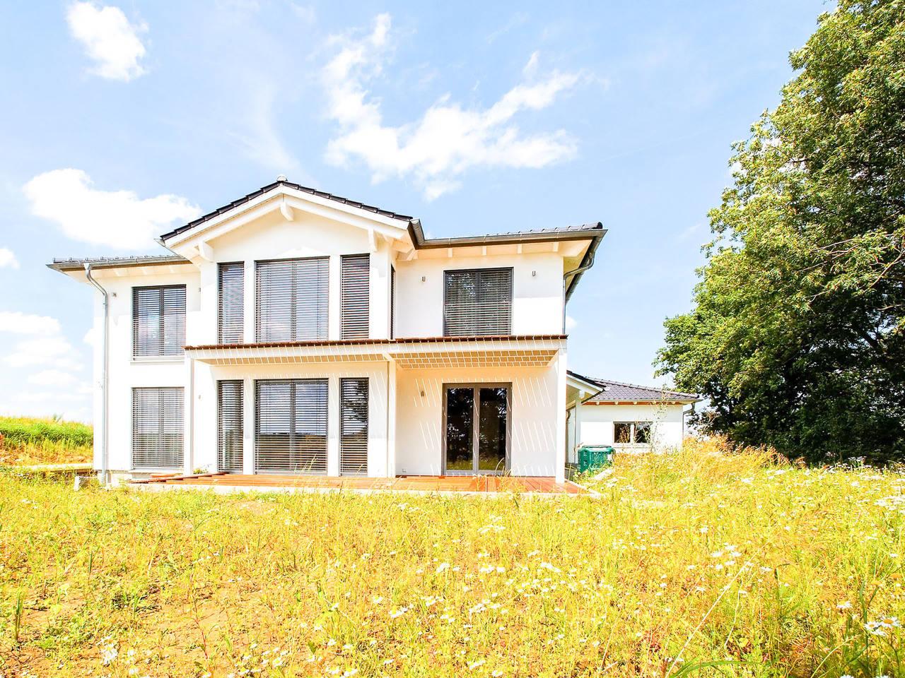 Beispielhaus 6 von Holzbau Becker & Sohn