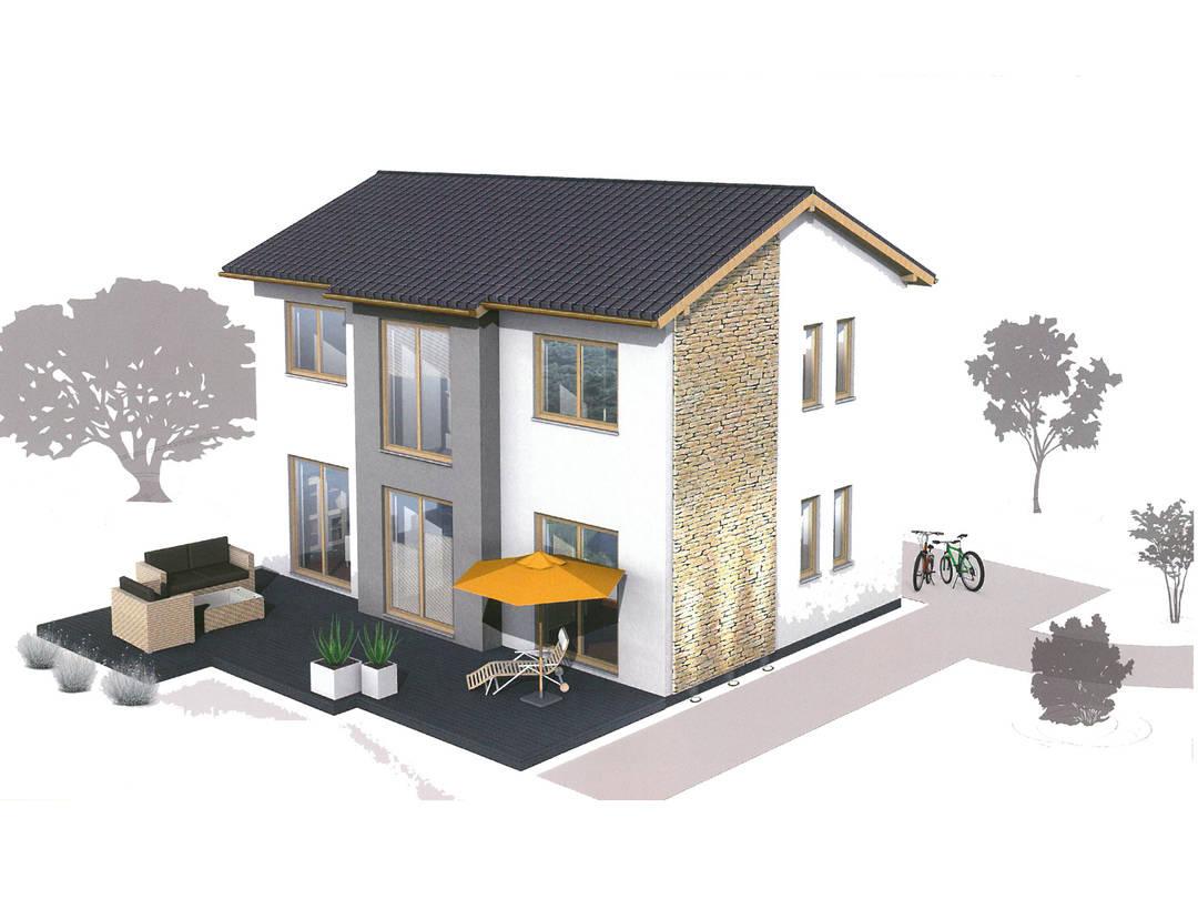 Einfamilienhaus Livingstar 12 von GenoWohnBau
