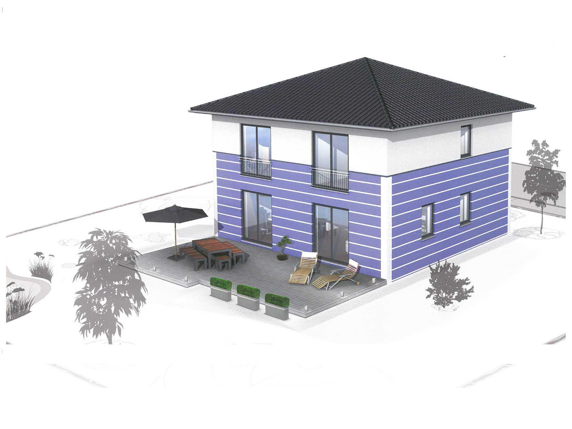 Familienhaus Livingstar 14 von GenoWohnBau