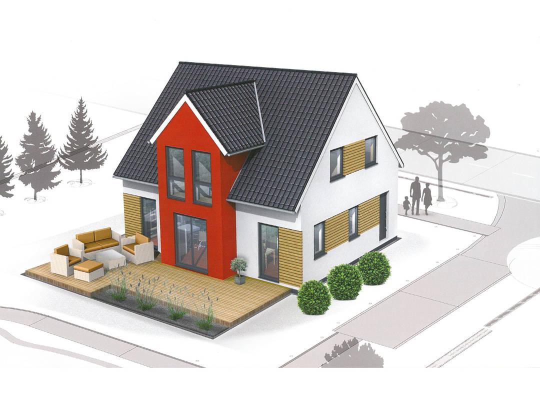 Einfamilienhaus Livingstar 7 von GenoWohnBau