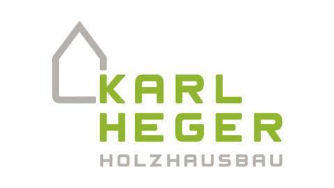 Karl Heger Holzhausbau Logo