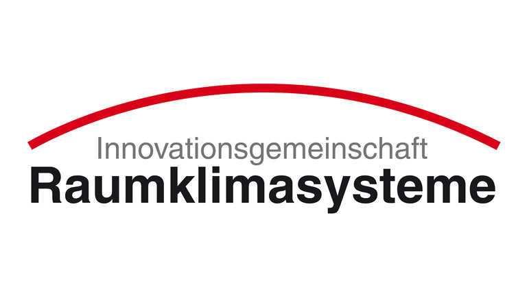 Logo Innovationsgemeinschaft Raumklimasysteme