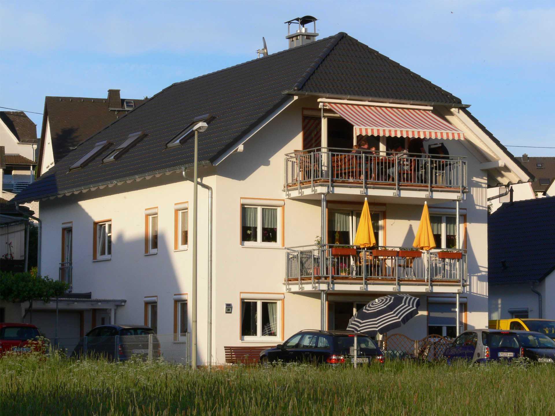 Mehrfamilienhaus B.i.F.-Konzepte