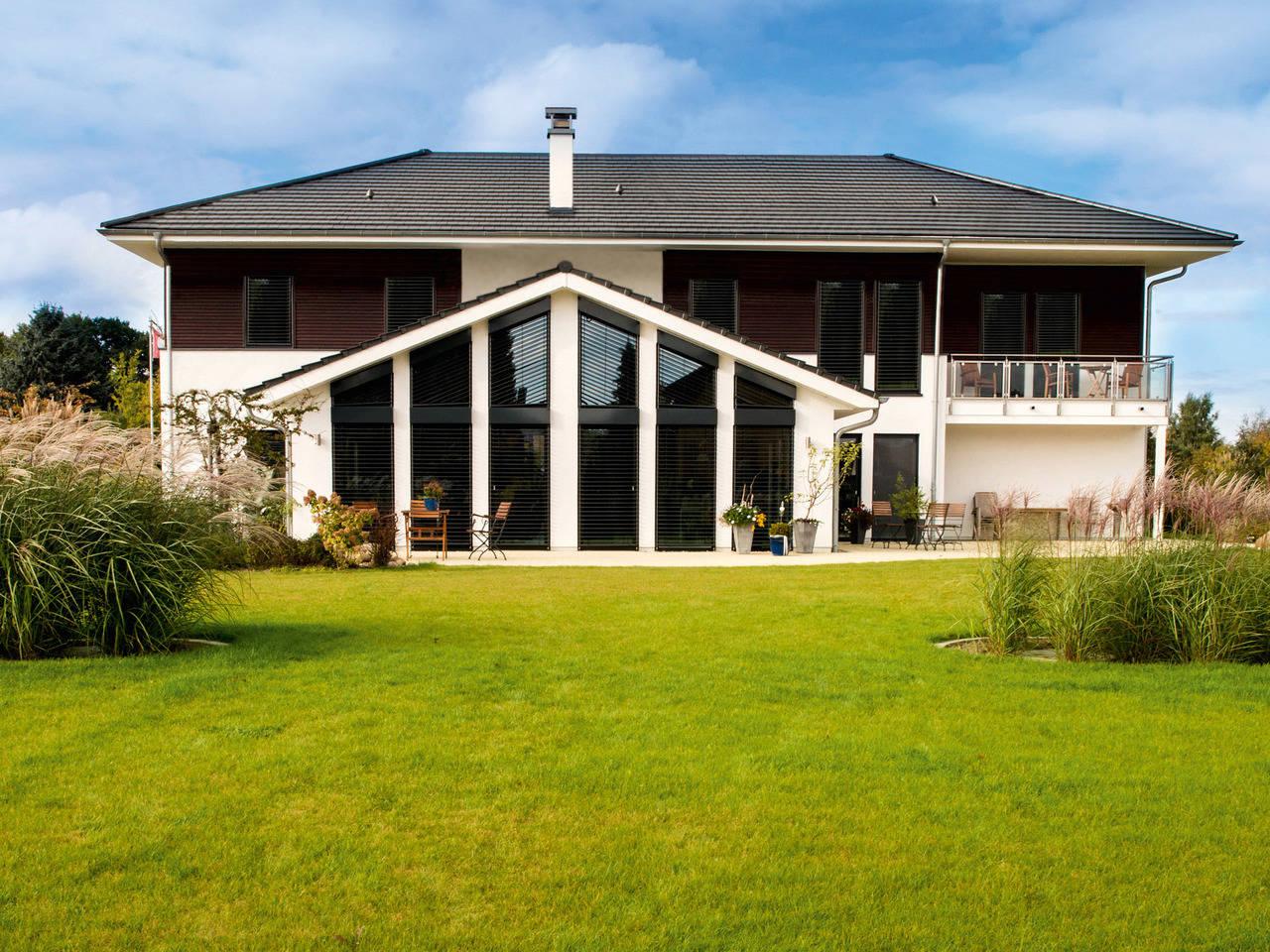 Haacke Fertighäuser Haus Beispielhaus 1