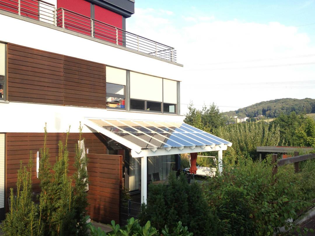 Aussenansicht 3 Solarterrasse Premium