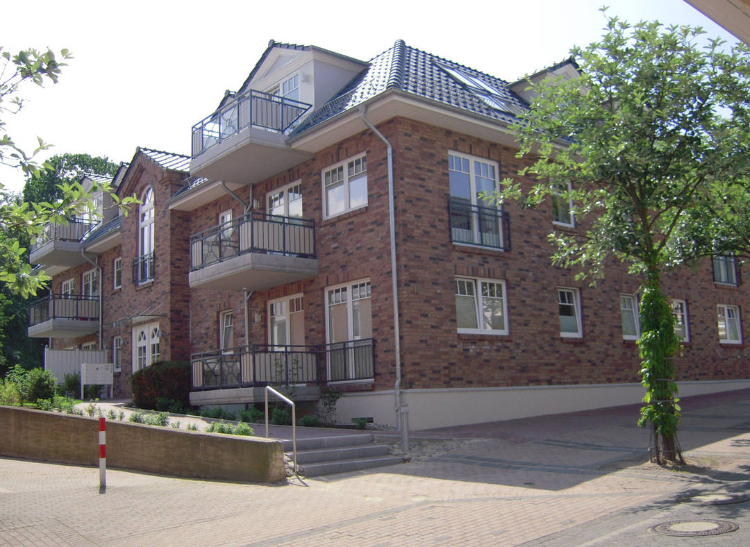 Mehrfamilienhaus von kruse-haus