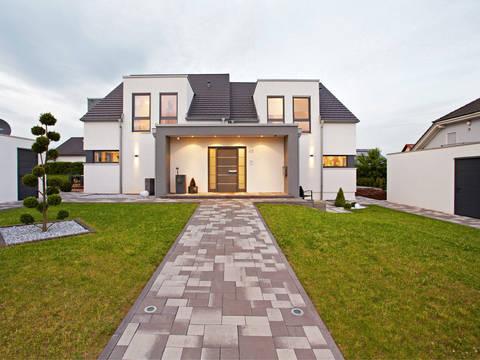 Doppelhaus Perlach - GUSSEK HAUS