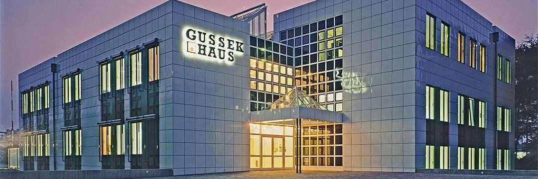 GUSSEK HAUS Firmengebäude