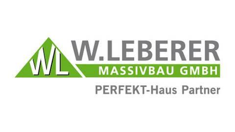 Logo W. Leberer Massivbau