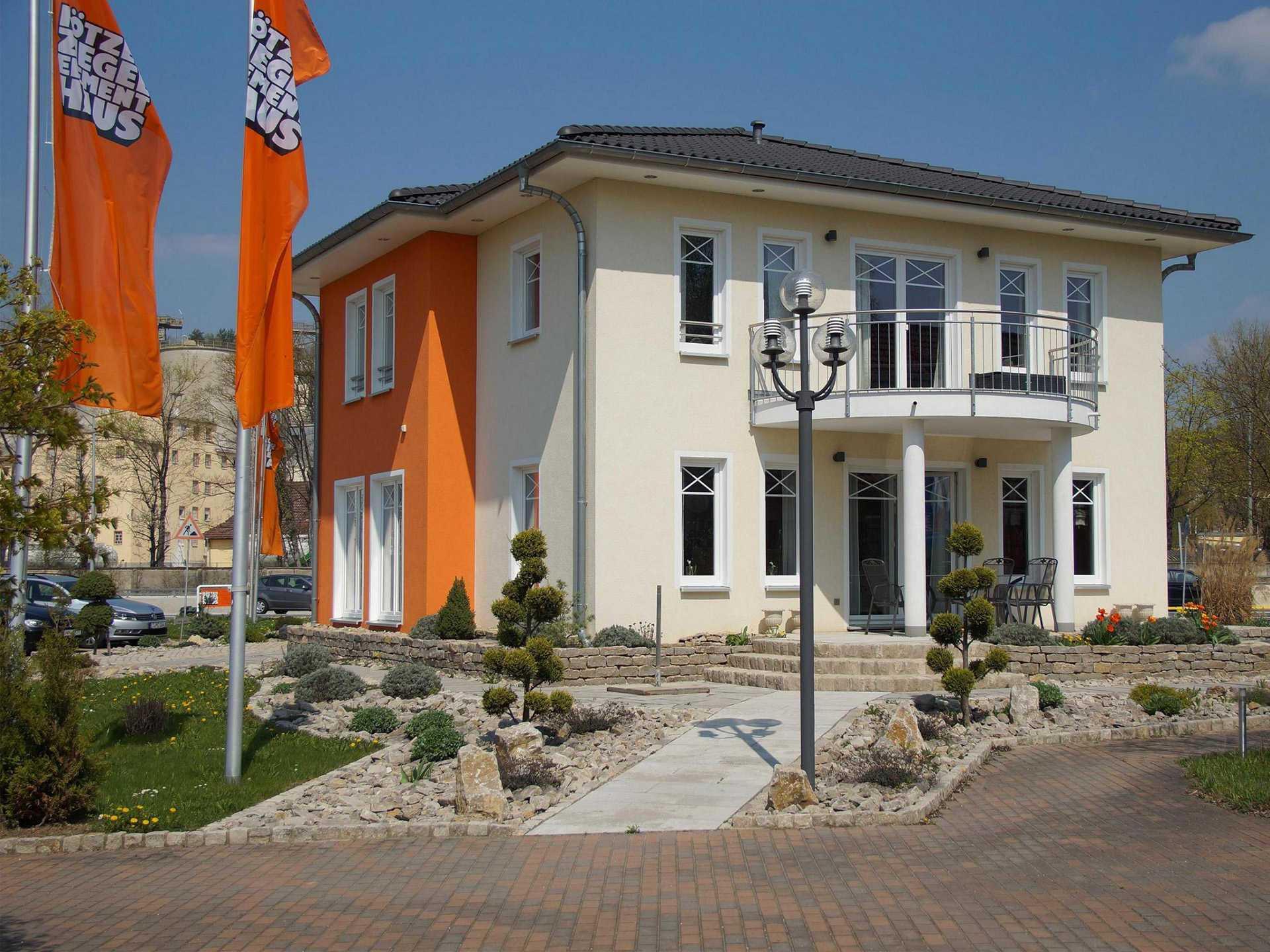 Rötzer Ziegel Element Haus Musterhaus Regensburg