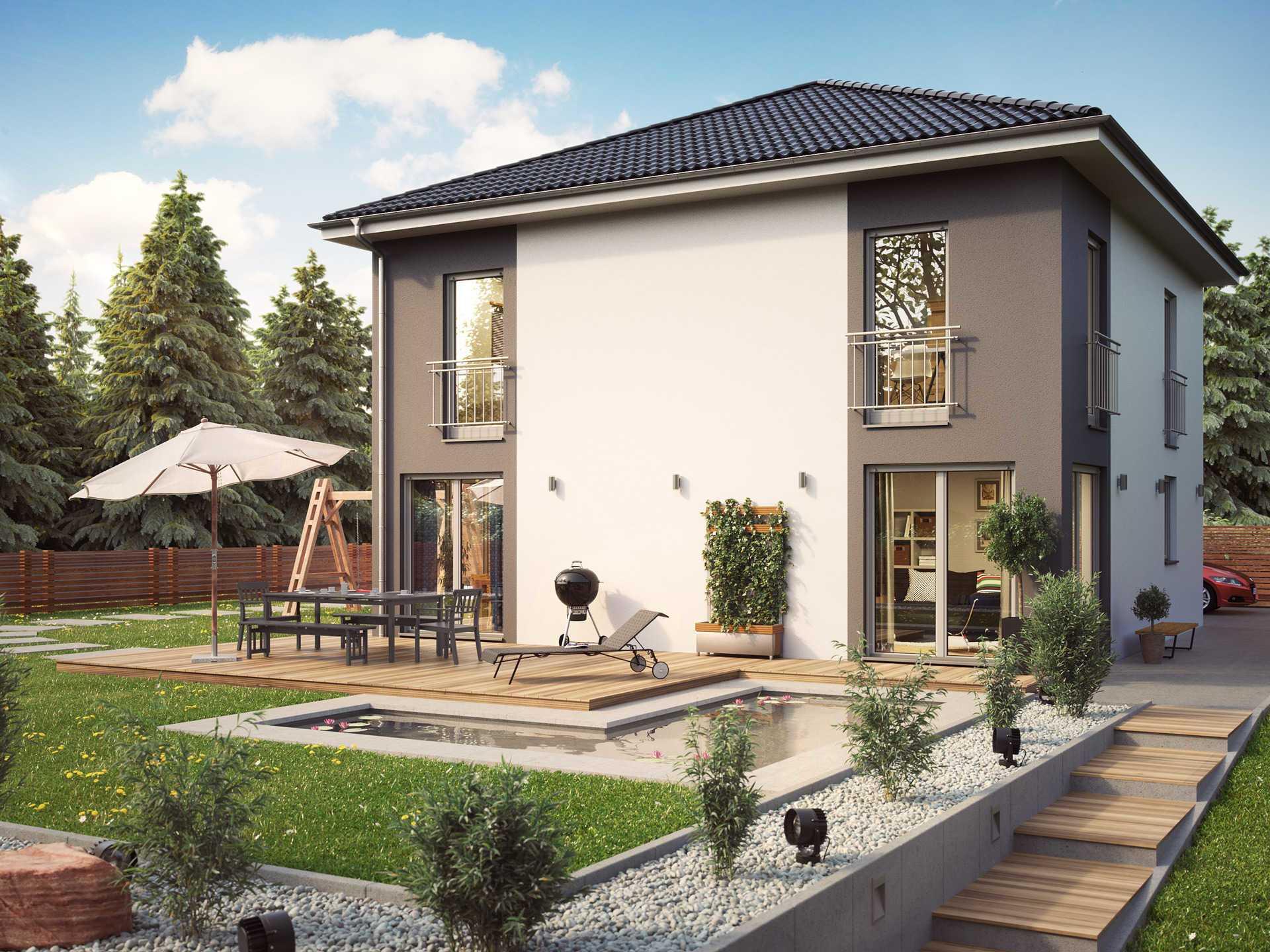Baden Massiv Wohnbau - Haus Florenz