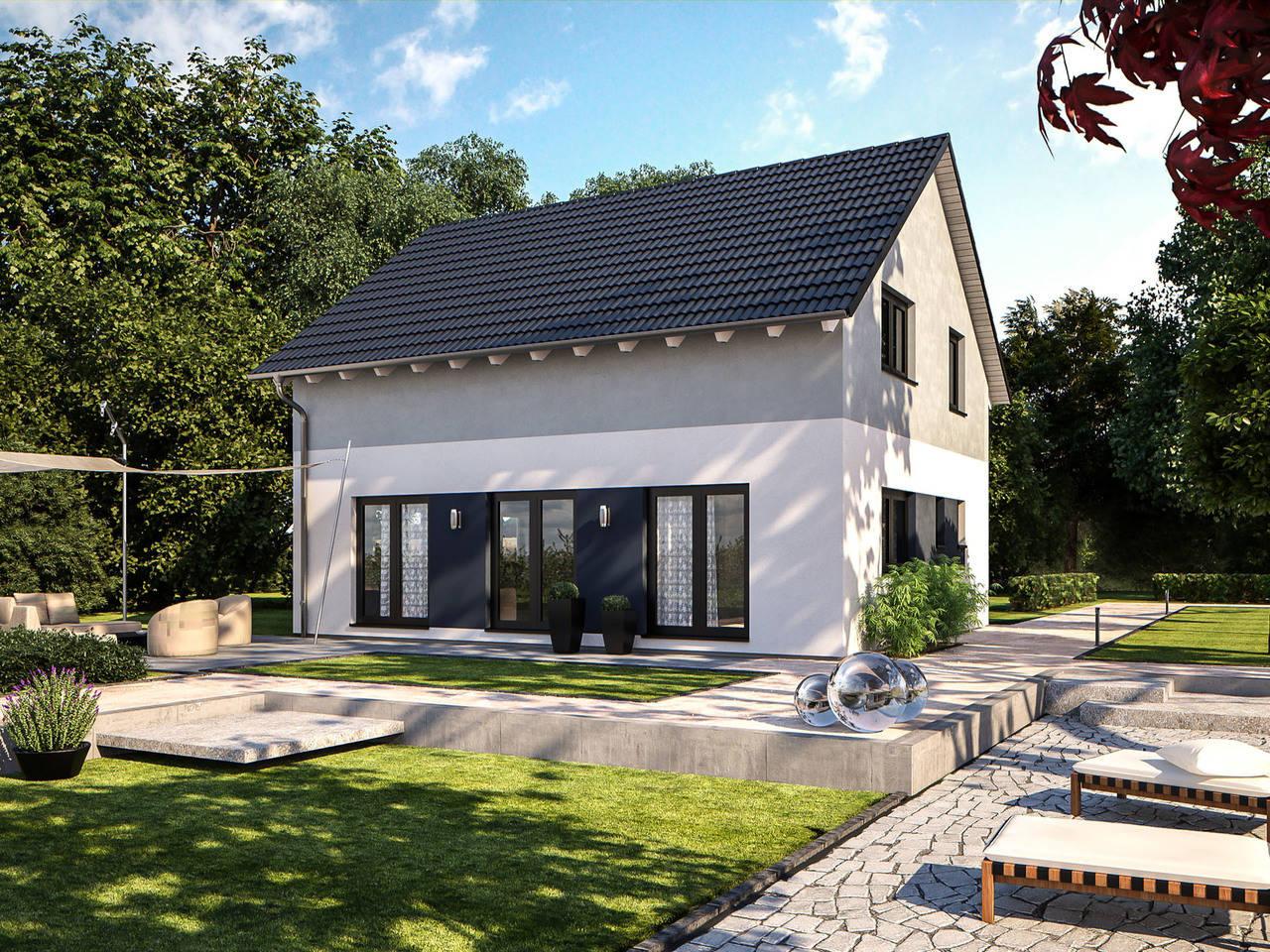 Einfamilienhaus Euro Star 130A von Bärenhaus