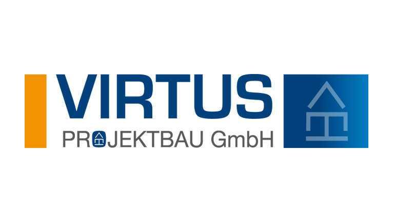 Logo Virtus Projektbau