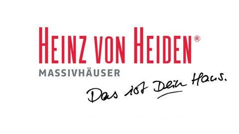 Heinz von Heiden Massivhäuser Logo