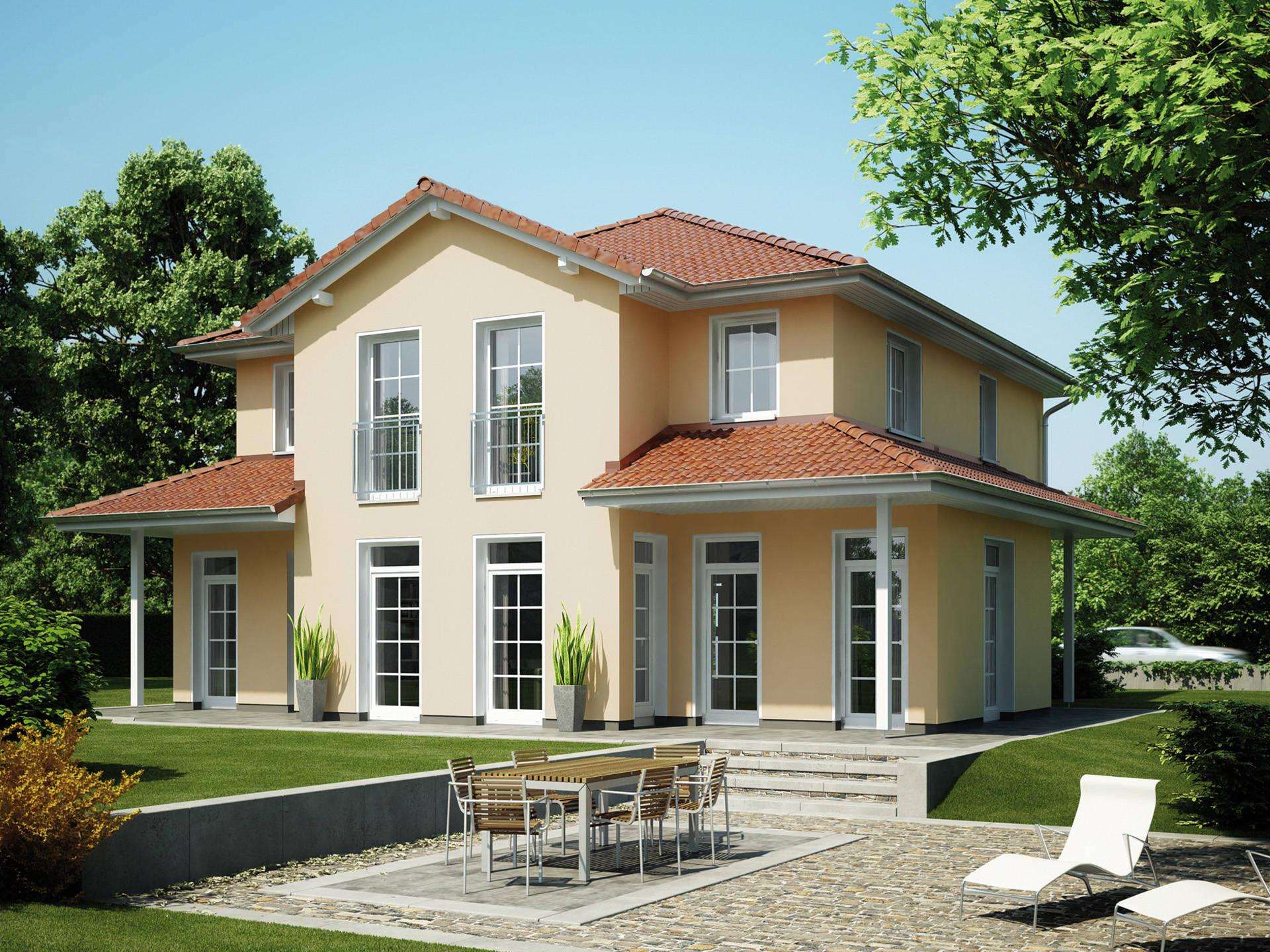 Heinz von Heiden Villa Vario ii bella