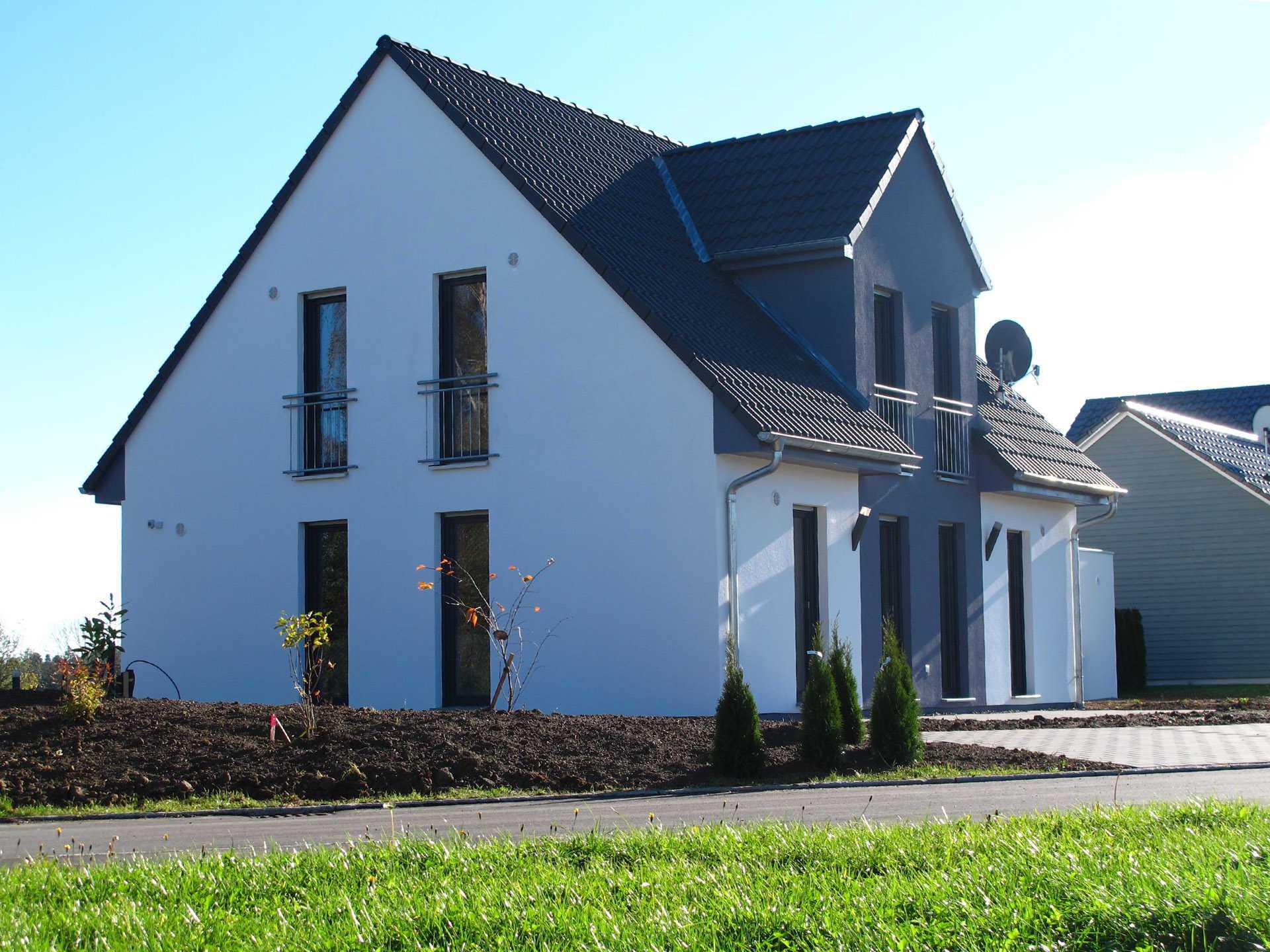 BauIdee Wohlfühl-Häuser Musterhaus in Dornhan Weiden