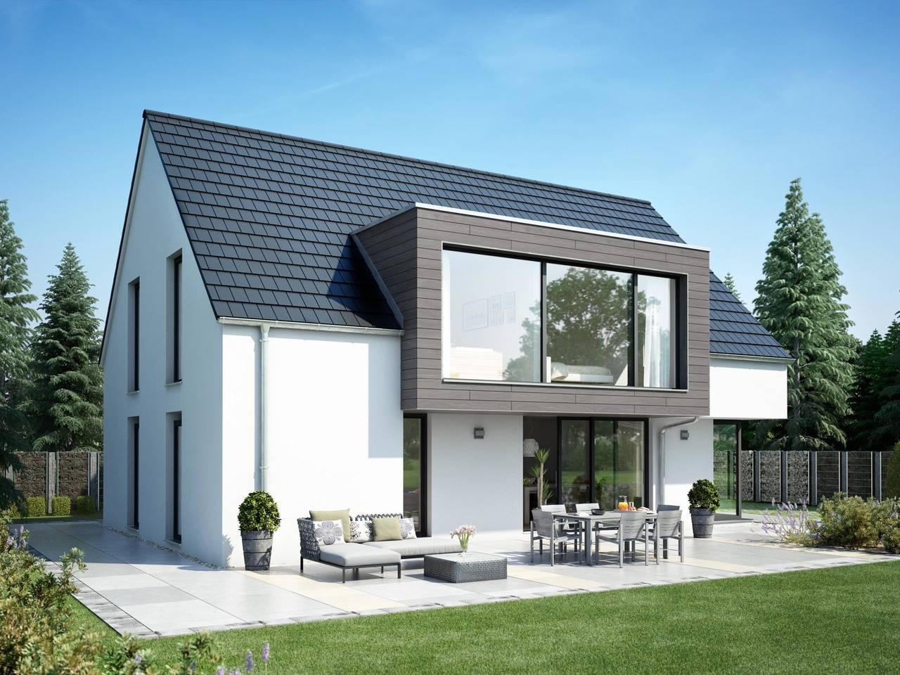 Deutsche Bauwelten Einfamilienhaus Klassik 4000.2